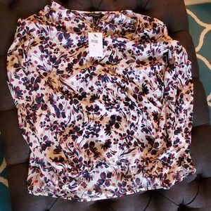 Banana Republic Blouse Size Medium